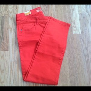 New Old Navy Rock Star Jeans. Size 12.
